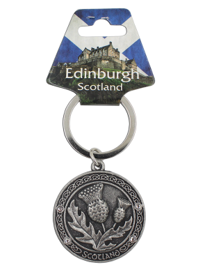 SCOTLAND KEY RING