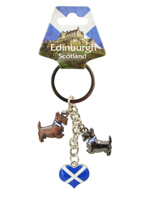 SCOTLAND KEY RING