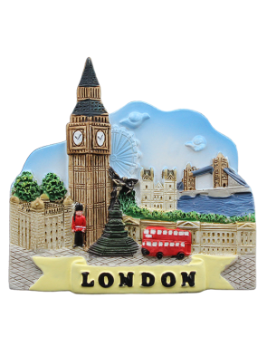 LONDON FRIDGE MAGNET